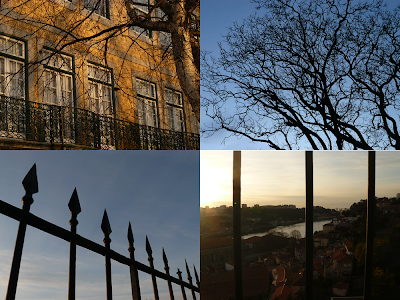 Passeio das Virtudes, Porto