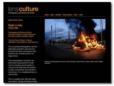 Lens Culture