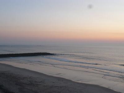 Pôr-do-sol em Ofir