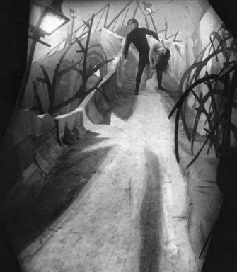 O Gabinete do Dr Caligari