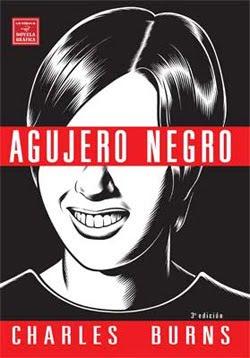 MEJORES COMICS de todos los tiempos Agujero+Negro+Integral