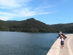 pe Barajul Vidraru