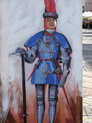 un cavaler de Sibiu