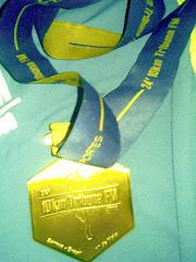 Medalha da Corrida Tribuna FM