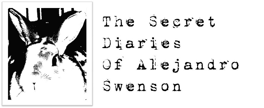 The Secret Diaries of Alejandro Swenson