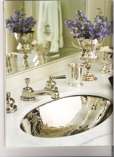 Genial Polished Nickel Heaven! Faucet And Hammered Nickel Sink. Just Fabulous.