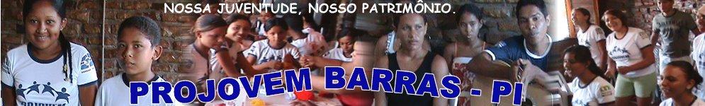 PROJOVEM ADOLESCENTE - BARRAS /PI
