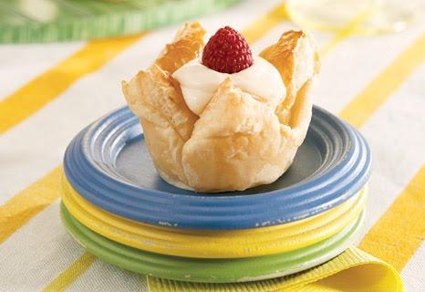 Real Recipes for Real Families: Mini Lemon Cheesecake Tarts