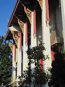 ด้านข้างพระอุโบสถ