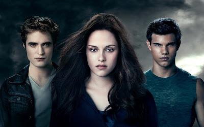 Kristen Stewart, Robert Pattinson and Taylor Lautner