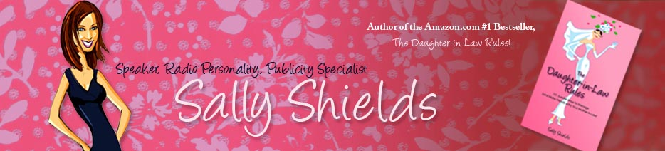 Sally Shields Blog!