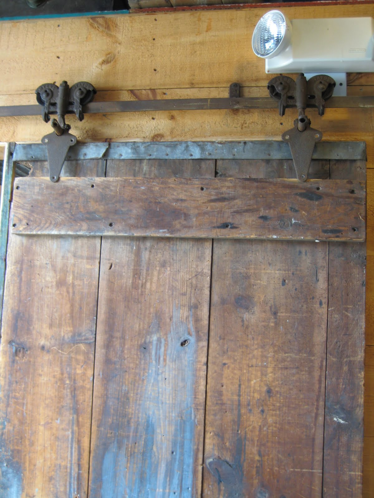 barn door rollers our search began in kennebunk maine