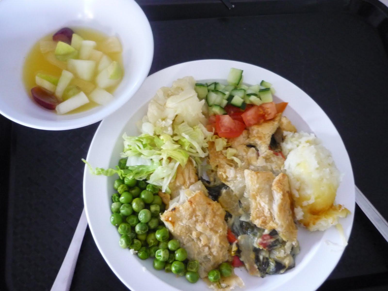 Jackie's School Food Blog: November 2010