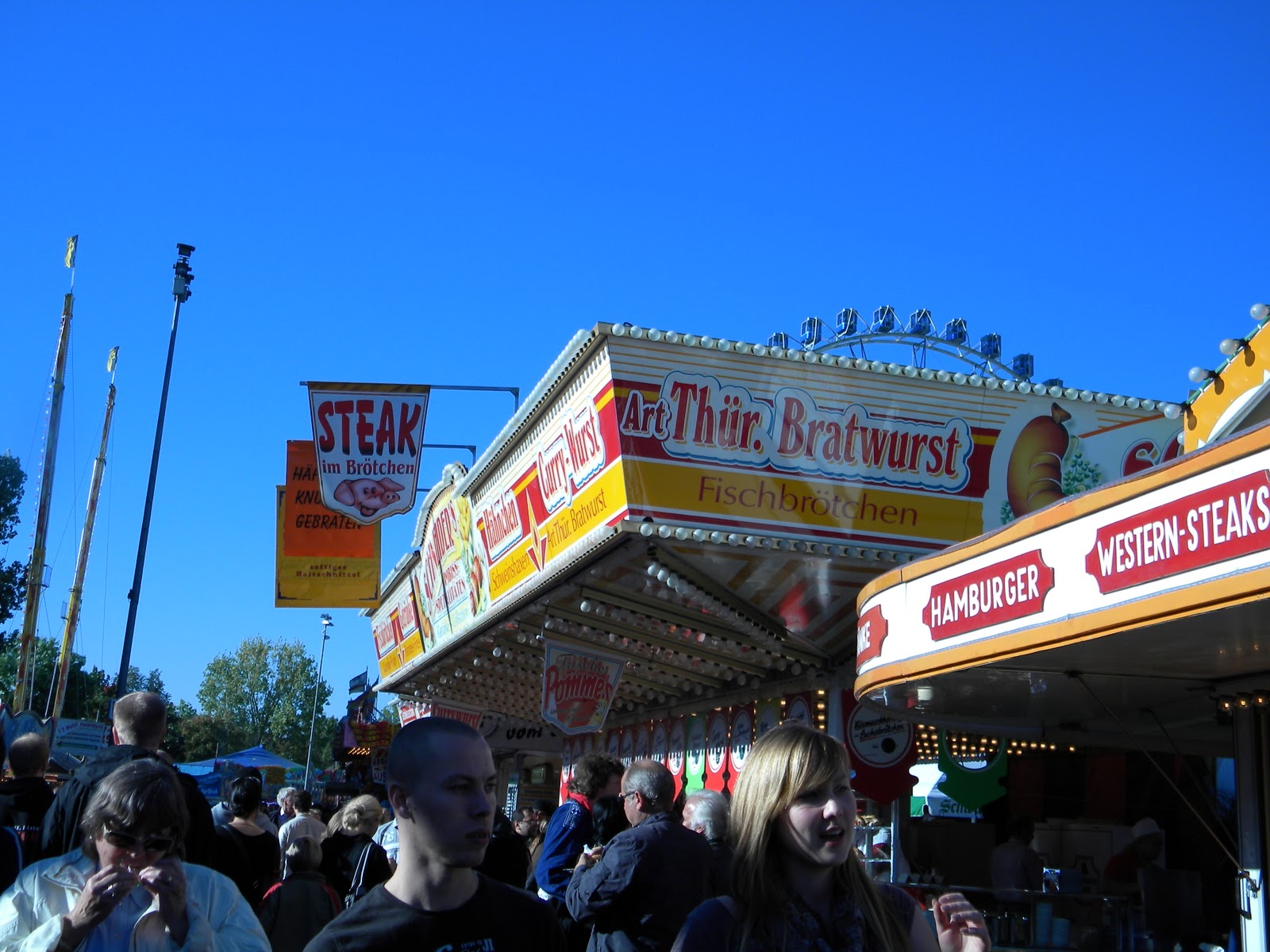 cannstatter volksfest review
