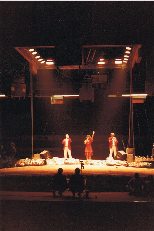 Rotterdam Ahoy, from a distance - 1984