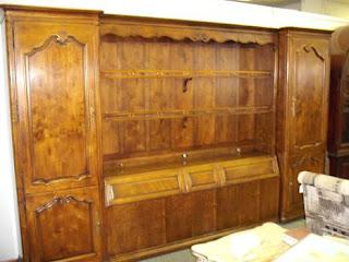Quality Resale Home Furnishings: HENREDON King size GIANT 4 pc. Pier ...