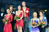 Podium Campeonatos Europeos 2011