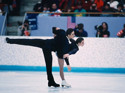 Ekaterina Gordeeva y Sergei Grinkov
