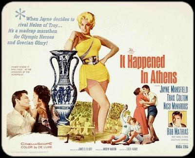 Sucedió en Atenas (1962)
