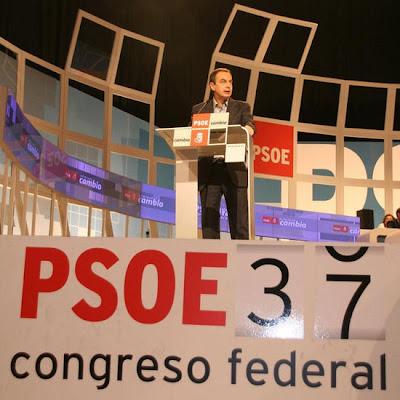 37º Congreso Federal del PSOE, Presidente Zapatero