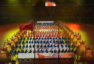 Beijing 2008 - Ceremonia Inagural