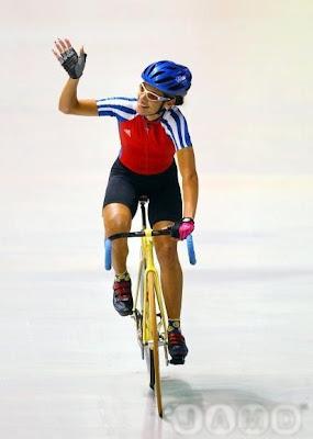 Melbourne 2004 - Yoanka González