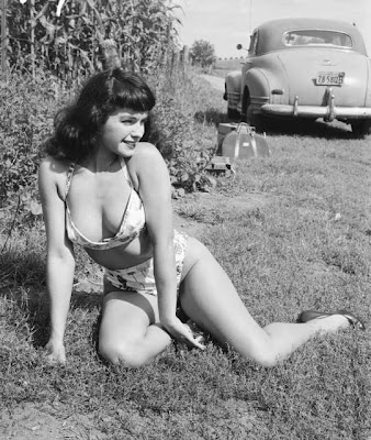 Bettie Page (1923-2008)
