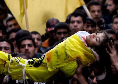 Palestina en el corazón