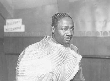 Canada Lee en Macbeth (1936)