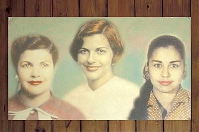 Las hermanas Patria, Minerva y María Teresa Mirabal