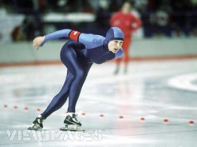 Karin Enke - Calgary 1988