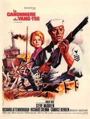 El Yang-Tse en llamas (1966)