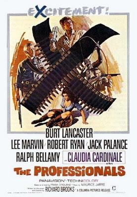 Jack Palance, Los Profesionales (1966)