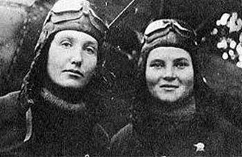 Tanya Makarova y Vera Belik