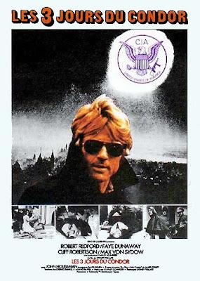 Los tres días del cóndor (1975)