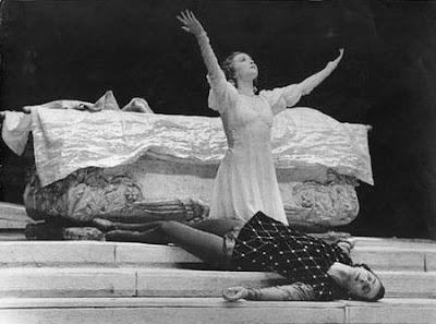 Galina Ulánova, Romeo y Julieta