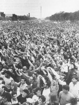 Segunda Marcha sobre Washington - 11 octubre 1987
