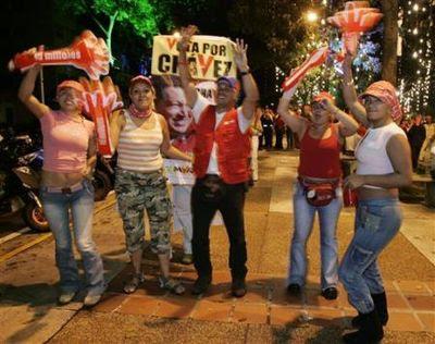 Uh, Ah, Chávez no se va