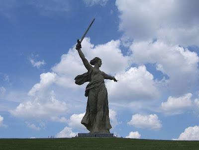 Mamaev Kurgan - Volgogrado
