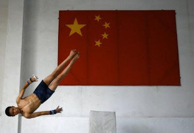 China en los Juegos Olímpicos