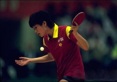 Seúl 1988 - Chen Jing, campeona individual en tenis de mesa