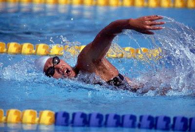 Barcelona 1992 - Lin Li, campeona en los 200 metros estilos
