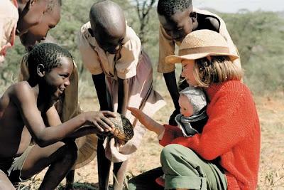 En un lugar de África (2001)