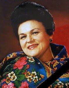 Lyudmila Zykina (1929-2009)