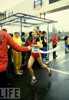 Grete Waitz - Londres 1983