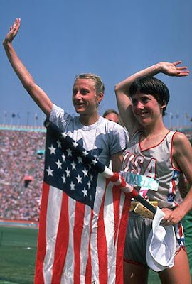 Los Angeles '84 - Joan Benoit y Grete Waitz