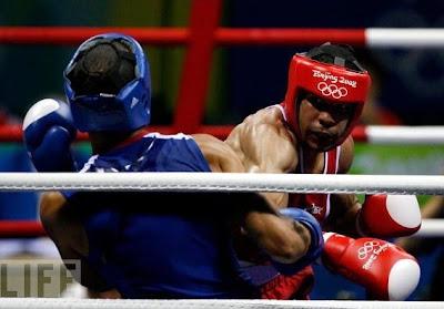 Darren Sutherland vs. James DeGale en Beijing 2008