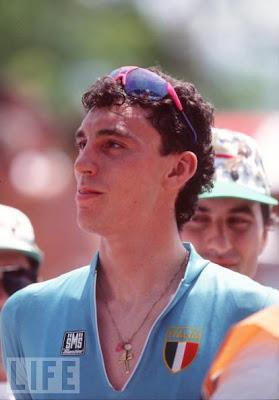 Fabio Casartelli en Barcelona '92