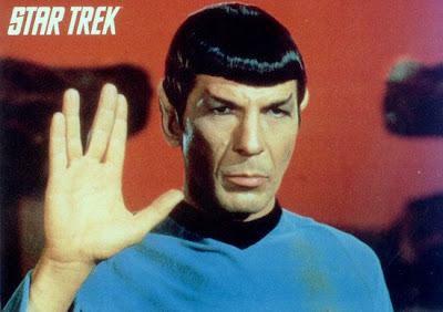 Spock, Star Trek
