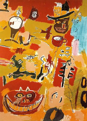 Vino de Babilonia (Basquiat, 1984)